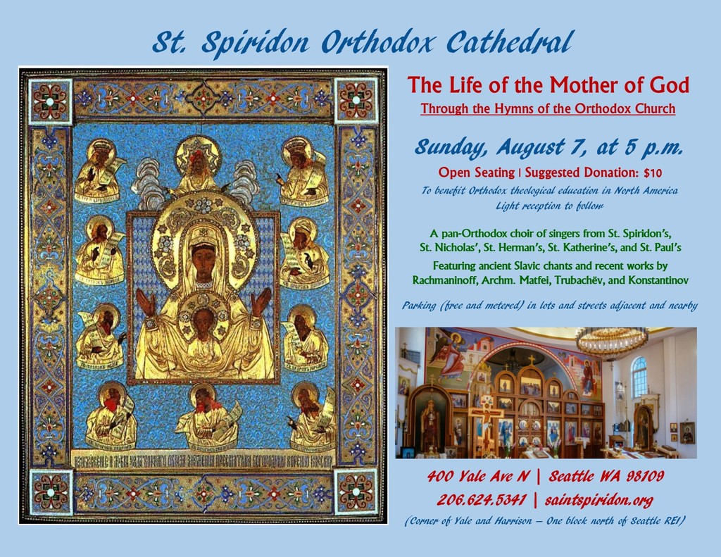 Washington Orthodox Clergy Association - WOCA Church